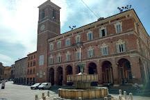 Palazzo del Podesta, Fabriano, Italy