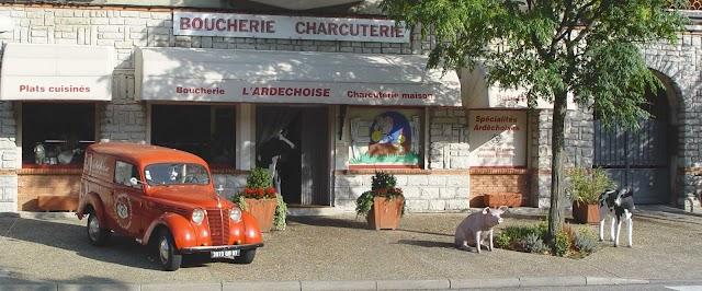BOUCHERIE-CHARCUTERIE-L'ARDECHOISE-SPECIALITES ARDECHOISES