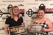 Time Escape Loveland, Loveland, United States