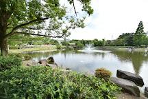 Horiuchi Park, Anjo, Japan