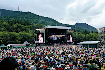 Fuji Rock Festival, Yuzawa-machi, Japan