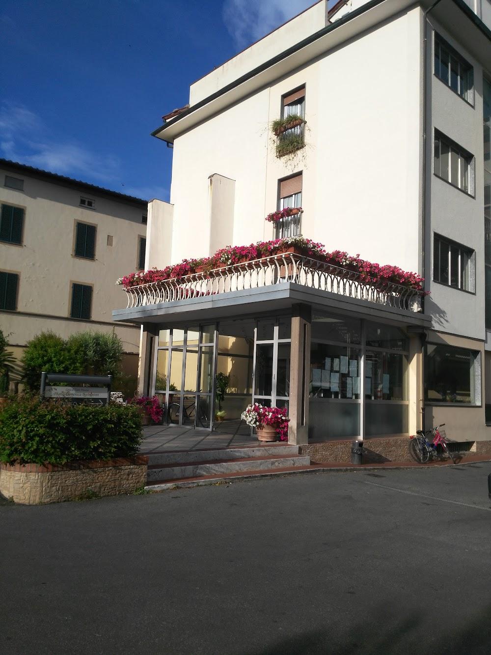 casa di cura m.d. barbantini, lucca contatti, prenotazioni, cup