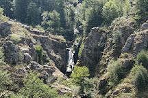 Cascade d'Arifat, Tarn, France