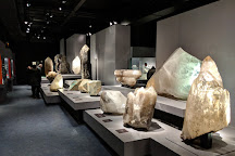 Galerie de Mineralogie Et de Geologie, Paris, France