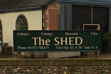The SHED, Sproughton, United Kingdom