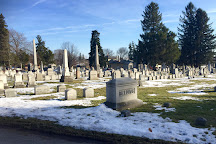 Mount Hope Cemetery, Rochester, United States