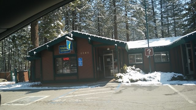 Tahoe South Visitor Center - California