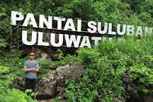 Ulu Watu Beach, Uluwatu, Indonesia
