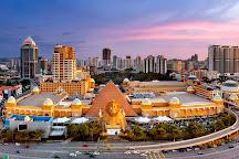 Sunway Pyramid Shopping Mall, Petaling Jaya, Malaysia