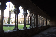 Claustro de San Francisco, Ourense, Spain