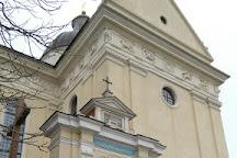 St. Lawrence Catholic Church, Zhovkva, Ukraine
