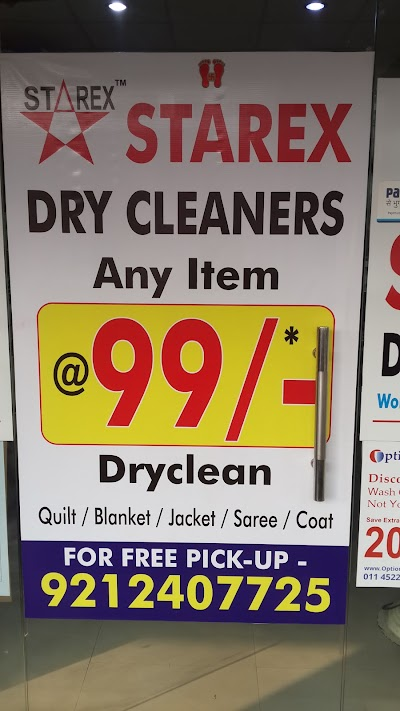 Starex Drycleaners
