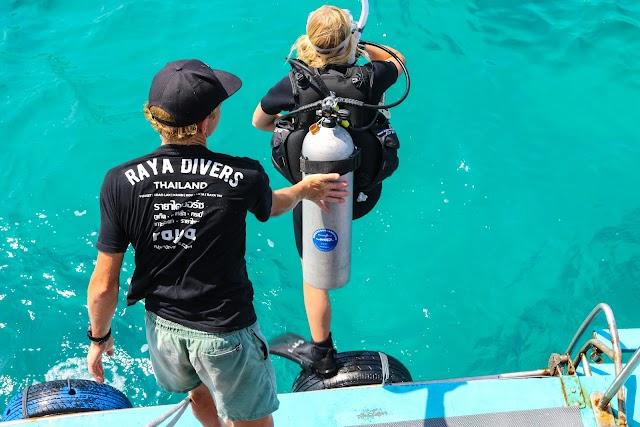 Raya Scuba Diving