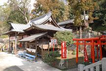 Yasaka Shrine, Nagasaki, Japan