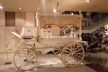Museu de Carrosses Funebres, Barcelona, Spain