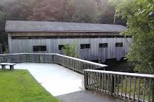 Bissell Covered Bridge, Charlemont, United States