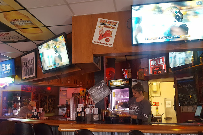 The Firehouse on 20th Bar & Grill, North Kansas City, United States