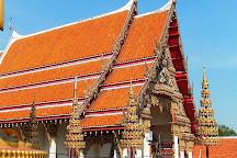 Wat Lat Phrao, Bangkok, Thailand