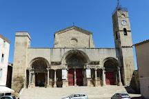 Abbatiale de Saint Gilles, Saint-Gilles, France