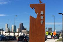 RiNo Art District, Denver, United States