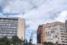 Plazoleta del Rosario, Bogota, Colombia
