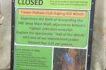Gaping Gill, Clapham, United Kingdom