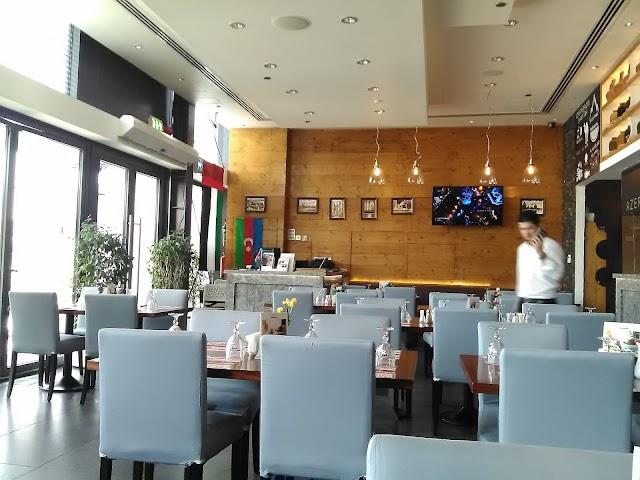 Jag Restaurant Dubai