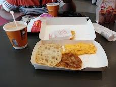 McDonald's Rashid Minhas Rd karachi