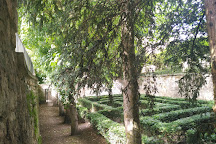 Le Jardin des Remparts, Compiegne City, France