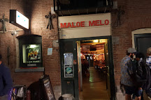 Maloe Melo, Amsterdam, The Netherlands