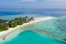 Veligandu Island Beach, Veligandu, Maldives