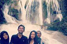 Saluopa Waterfall, Tentena, Indonesia
