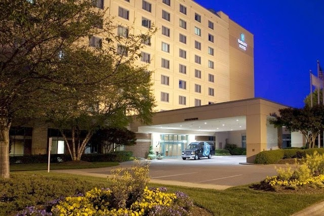 Embassy Suites by Hilton Raleigh Durham Research Triangle
