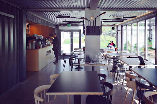 Cargo Coffee + Vegetarian food