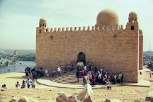 Mausoleum of Aga Khan, Aswan, Egypt