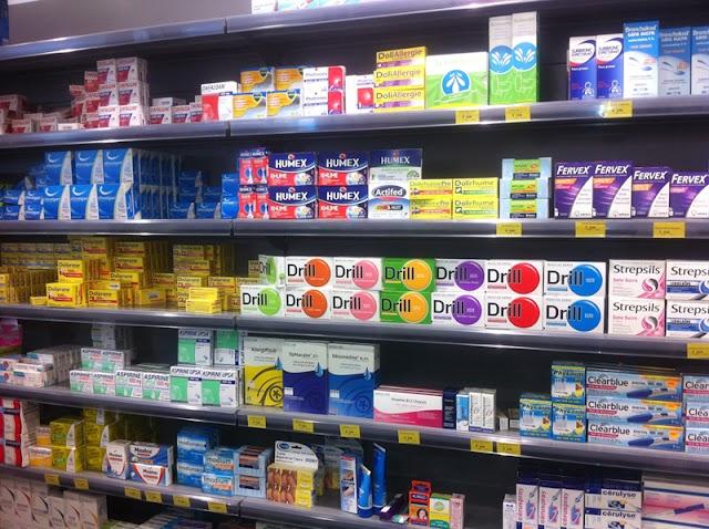 Pharmacie de l'Arche