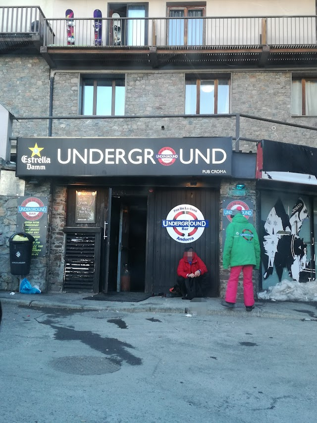 The Underground Bar