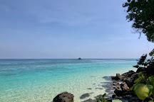 Koh Rok Island, Ko Lanta, Thailand
