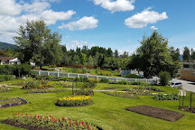 Cominco Gardens, Kimberley, Canada
