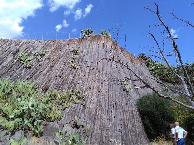 Monumento Naturale delle Canne d'organo di basalto