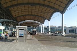 Автобусная станция   Alicante Airport
