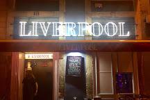Bar Liverpool, Lisbon, Portugal