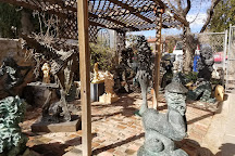 Surreal Art Sculpture Garden, Ho Baron, Artist, El Paso, United States