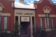 Bright Library, Bright, Australia