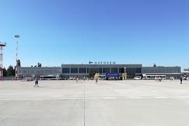 Автобусная станция   Voronezh International Airport