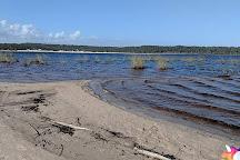 Boomanjin lake, Fraser Island, Australia
