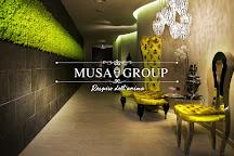 Musa Luxury Spa, Rome, Italy