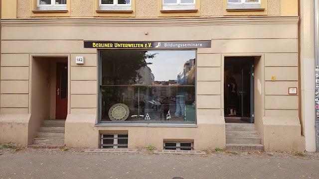 Berliner Unterwelten - Seminarraum
