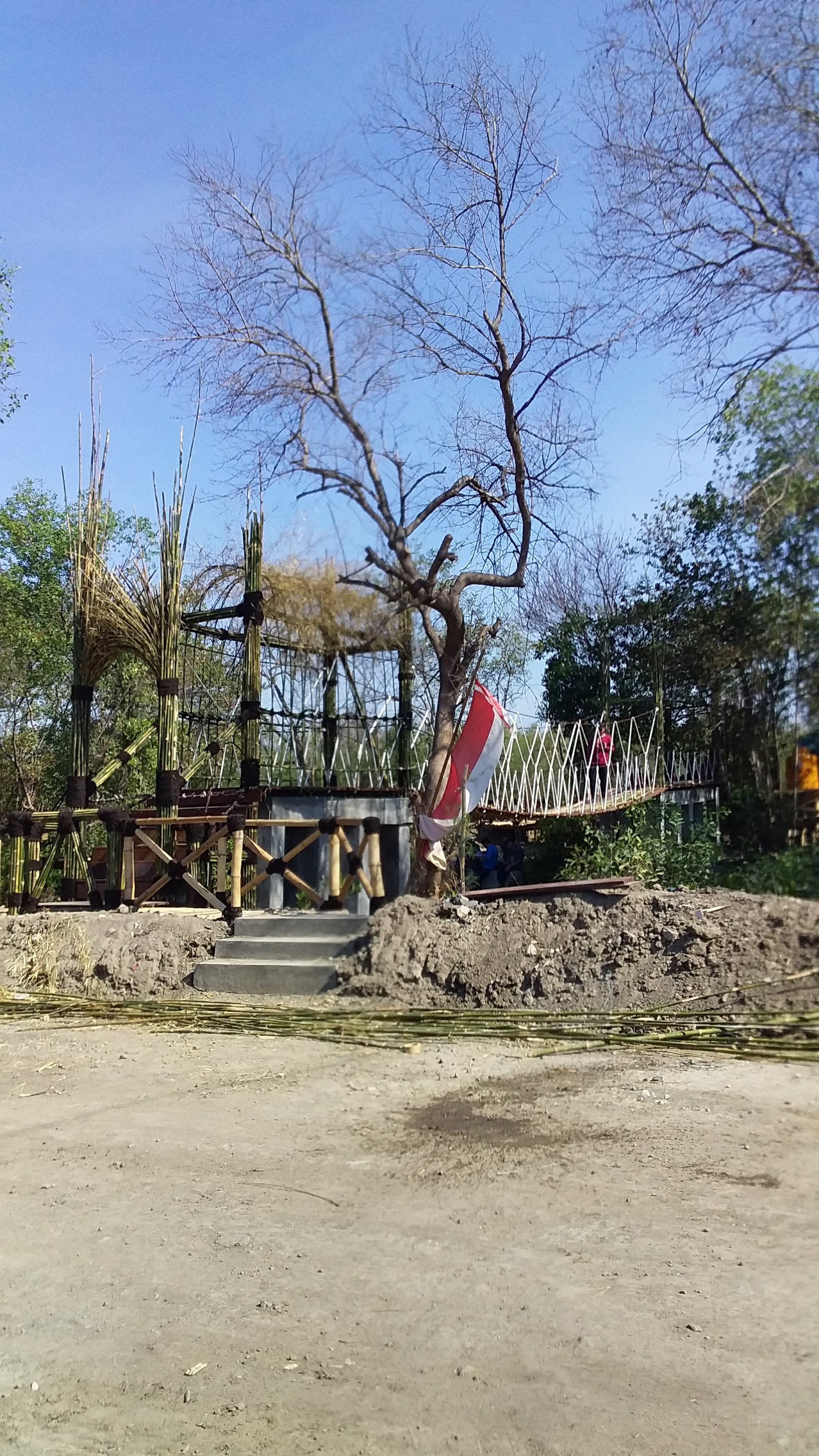Wisata Mangrove Medokan Ayu