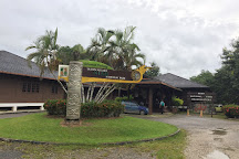 Gua Niah (Niah Caves) Entrance, Niah, Sarawak., Miri, Malaysia